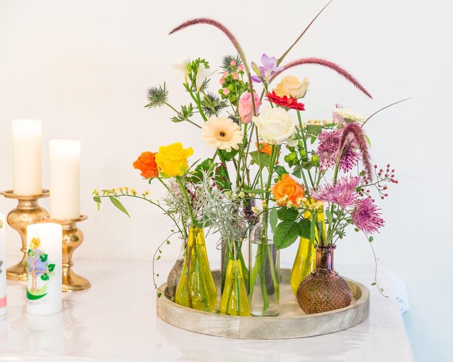 Blumen-Floristik-Gärtnerei Trinkl, Loipersbach: Taufe
