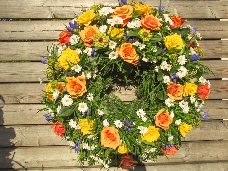 Blumen-Floristik-Gärtnerei Trinkl, Loipersbach: Trauerfloristik