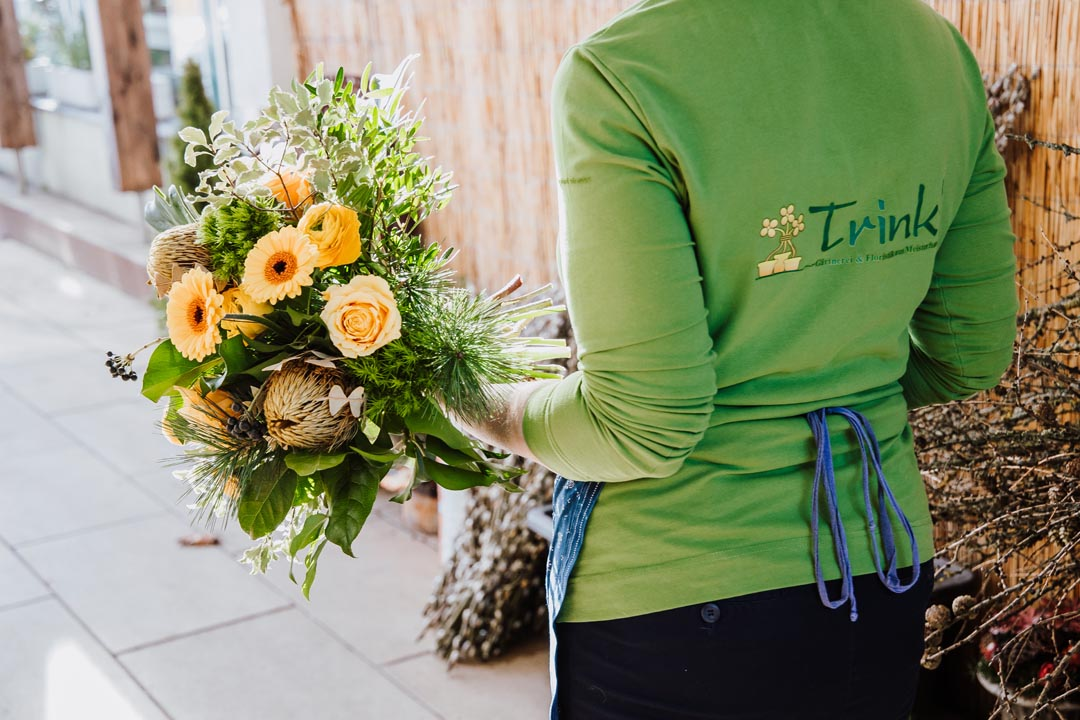Blumen Floristik Gärtnerei Trinkl in Loipersbach